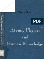 Bohr AtomicPhysicsHumanKnowledge