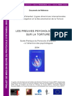 Generic Manual Psychological French