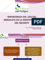 Uso Del Brazalete