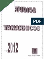 Estudios tanakhicos