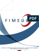 Catalogo Fimego 2011