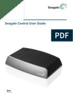 Seagate Central NAS User Guide