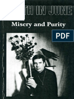Death in June - Misery and Purity