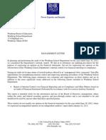 Winthrop School Department Management Letter - 2012 (1)