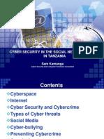 SAM KAMANGA - Cyber Security Presentation-JimYonaz