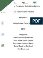 Universidad Tecnológica De Gutiérrez Zamora - Plan Maestro