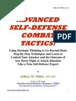 Advanced Combat Tactics