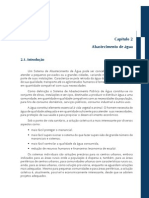 Manual de Saneamento - Abastecimento Público