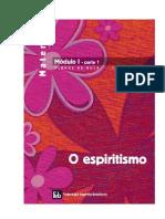 Apostila FEB Maternal Mod.I Parte1 O Espiritismo