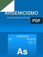 Arsenic o