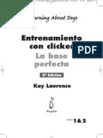 Entrenamiento Clicker