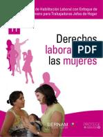 Taller de Habilitación Laboral con Enfoque de Género para Trabajadoras Jefas de Hogar- 11 Derechos laborales de la mujer