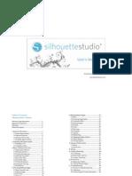 Silhouette Studio v5 Manual