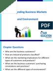 Understanding Business Markets and Environment