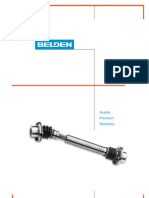 Belden Catalog