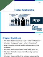Buyer-SellerRelationship