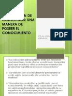 INTEGRACIÓN DE CONTENIDOS