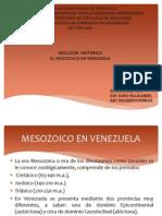 Geologia Histórica Mesozoico
