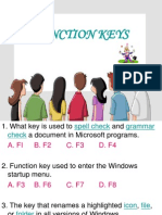 Comp6-Review on Function Keys