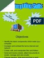 Basic Computing Skills