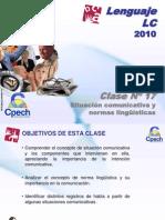 Clase 17 Lenguaje LC Cpech - Situacion Comunicativa (OliverClases)