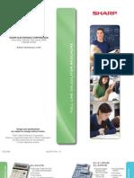Cal Dow Full Line Calc Brochure
