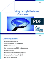 B2B Marketing through Electronic Commerce