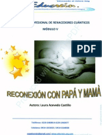 MÓDULO V RECONEXIÓN CON PAPÁ Y MAMÁ