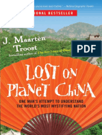 Lost on Planet China, by J. Maarten Troost - Excerpt