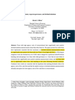 Micah Officer Overinvestment, corporate governance, and dividend initiations.pdf