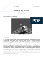 Practical Ray Tracing
