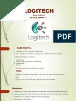 IB Case Study - Logitech
