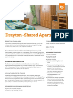 몰타 EC 숙소 Drayton - Shared Apartments
