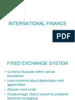 International Finance 1