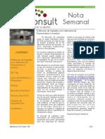 Nota Semanal 13-07-13 - El Mercado de Capitales como alternativa de Financiamiento e Inversión
