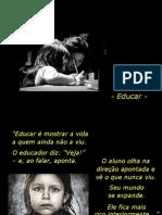 Arte de Educar Rubem Alves