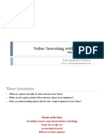 ValueXVail 2013 - Erik Kobayashi-Solomon