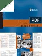 Asante Community Benefits Report 2008