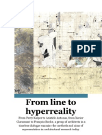 From Line to Hyperreality