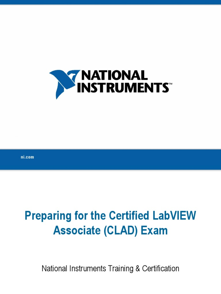 Cladprep Professional Certification Test Assessment