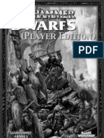 Warhammer Armies - Dwarfs (Player Edition) v2.4.1