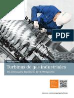 Industrial Gas Turbines SP New