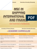 NOU Shipping International Trade and Finance1