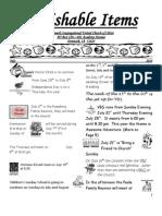 July Newsletter 2013