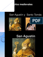 San Agustín y  santo tomas.pptx