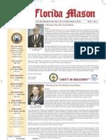 Florida Mason & Masonic Lifestyle 2009 Vol 2 Iss 2