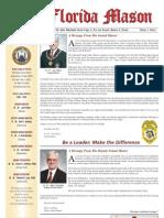 Florida Mason & Masonic Lifestyle 2009 Vol 2 Iss 1