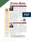 Florida Mason & Masonic Lifestyle 2012 Vol 5 Iss 1