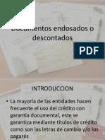 Documentos Endos a Do So Des Conta Dos