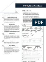 EuroFPL-ICAO Flightplan Form Basics-Latest